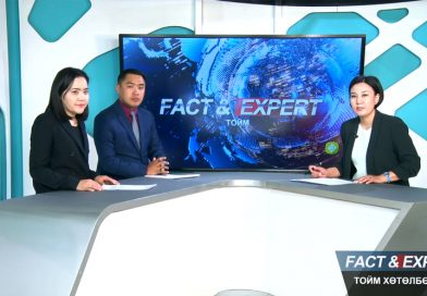 Fact and Expert Тойм хөтөлбөр 2020.06.27